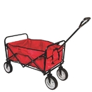 Long Folding Utility Cart