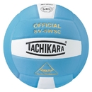 Tachikara; Sv5Ws Volleyball, Powder Blue/White