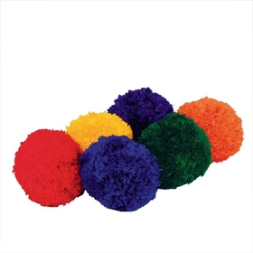 Spectrum Fleece Balls (pk/6), Price/per set