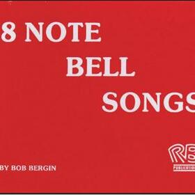 8 Note Bell Songs Book, Price/each