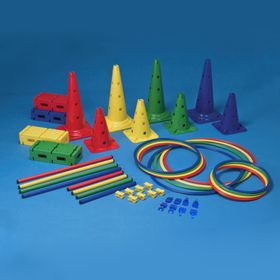 Obstacle Course Easy Pack, Price/per set