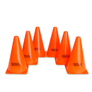 Orange Spectrum Cones, 9