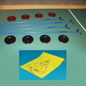 Deluxe Shuffleboard Set, Price/per pack