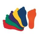 Spectrum Foot Markers