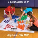 Jumbo Chinese Checkers Game