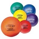 Gator Skin Official Adult Dodgeball 6-Color Set
