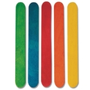 Colored Craft Sticks - Jumbo