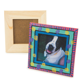 Small Wooden Frames (pk/12), Price/per pack