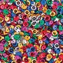 Multicolor Cup Sequins