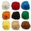 Color Splash! Polyester Rug Yarn, 60yd.