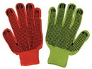 Safety Flag Fluorescent Gloves