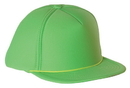 Safety Flag Fluorescent Safety Cap