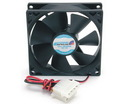 Startech 92x25mm Dual Ball Bearing Computer Case Fan w/ LP4 Connector