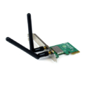 Startech PCI Express Wireless N Adapter - 300 Mbps PCIe 802.11 b/g/n Network Adapter Card - 2T2R 2.2 dBi