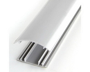 Startech 6 ft 2in Wide Grey Floor Cable Duct with Guard