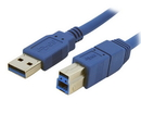 Startech 3 ft SuperSpeed USB 3.0 Cable A to B - M/M