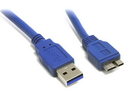 Startech 3 ft SuperSpeed USB 3.0 Cable A to Micro B