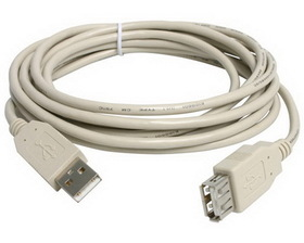 Startech 10ft USB 2.0 Extension Cable A to A - M/F