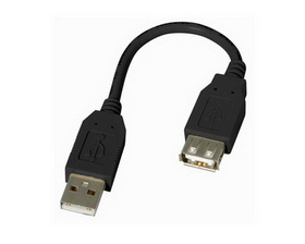 Startech 6in USB 2.0 Extension Adapter Cable A to A - M/F