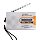 Stansport 01-509 Emergency Am / Fm Radio