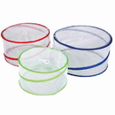 Stansport 010 Food Covers - Set Of 3 - 15, 13.75 And 12 In Diameter