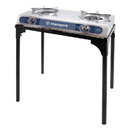 Stansport 213 Stainless Steel 2 Burner Stove With Stand