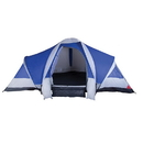 Stansport 2260 Grand 18 Family Tent - 3 Room - 10 Ft X 18 Ft X 72 Inch