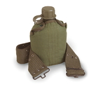 Stansport 336 Plastic Canteen/Cover/Belt Set