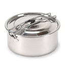 Stansport 358 Solo I Stainless Steel Cook Pot