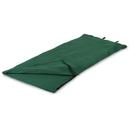 Stansport 510-10 Sof-Fleece Sleeping Bag - 32 In X 75 In - Green