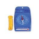 Stansport 543 Multi Function Compass- With Whistle & Thermometer