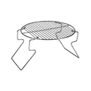 Stansport 609 Folding Round Grill