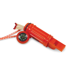 Stansport 622 5-In-1 Survival Whistle, Price/Piece