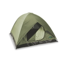 Stansport 725-15 Trophy Hunter Tent- 7Ft X 7Ft X 54 In- Dark Olive/Tan