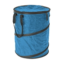 Stansport 877-50 Collapsible Campsite Carry-All / Trash Can - Blue