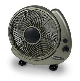 "Soleus Air 10"" Table/Wall Mount Fan"