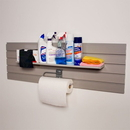 storeWALL clean-up-station-kit-WG Clean Up Caddy Combo Pack, Weathered Grey