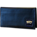 Siskiyou Buckle CDCK82BX PITT Panthers Deluxe Leather Checkbook Cover