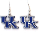 Siskiyou Buckle CDE35 Kentucky Wildcats Dangle Earrings
