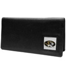Siskiyou Buckle CNC67BX Missouri Tigers Leather Checkbook Cover