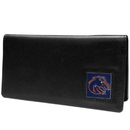 Siskiyou Buckle CNC73BX Boise St. Broncos Leather Checkbook Cover