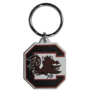 Siskiyou Buckle CPK63 S. Carolina Gamecocks Flex Key Chain