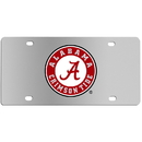 Siskiyou Buckle CPLC13 Alabama Crimson Tide Steel License Plate