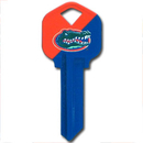 Siskiyou Buckle CQK4 Kwikset Key - Florida Gators