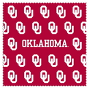 Siskiyou Buckle CSCC48 Oklahoma Sooners Microfiber Cleaning Cloth