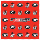 Siskiyou Buckle CSCC5 Georgia Bulldogs Microfiber Cleaning Cloth