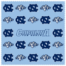 Siskiyou Buckle CSCC9 N. Carolina Tar Heels Microfiber Cleaning Cloth
