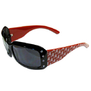 Siskiyou Buckle CSG13W Alabama Crimson Tide Designer Women's Sunglasses