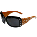 Siskiyou Buckle CSG22W Texas Longhorns Designer Women's Sunglasses