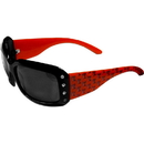 Siskiyou Buckle CSG30W Texas Tech Raiders Designer Women's Sunglasses